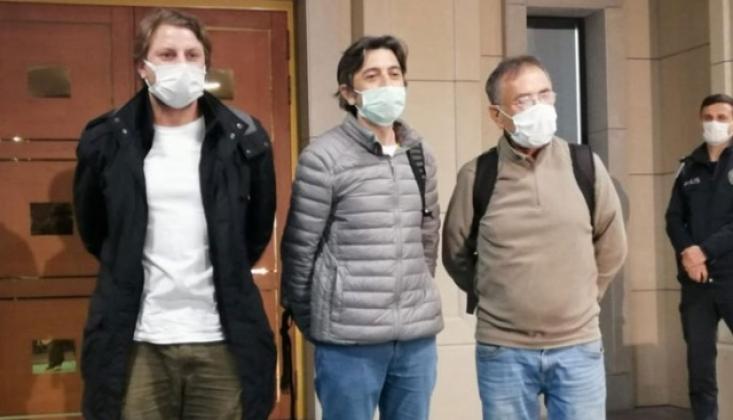 Kaçırılan 3 Türk Denizci İstanbul'da