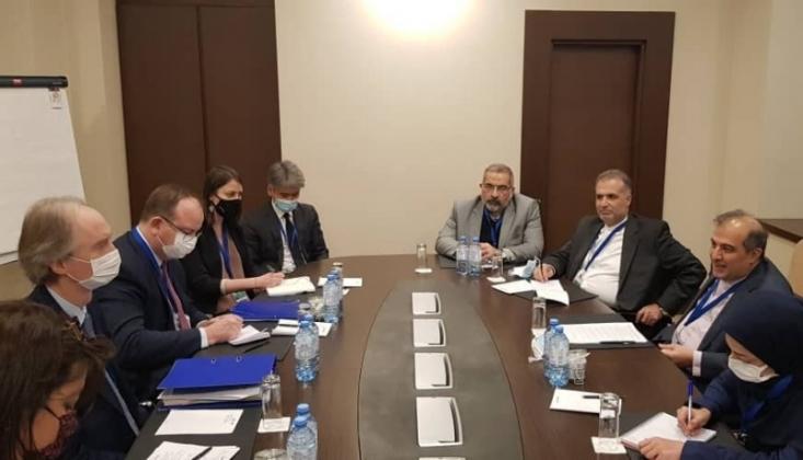 İran'dan Astana Görüşmeleri İle İlgili Açıklama