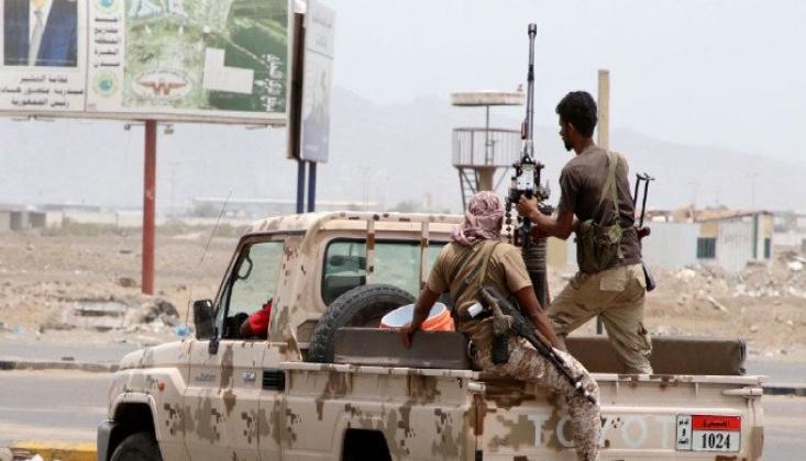 Yemen Ordusu Arabistan'ın Stratejik Noktalarını Hedef Aldı
