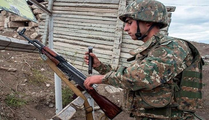 Ermenistan Ateşkesi İhlal Etti