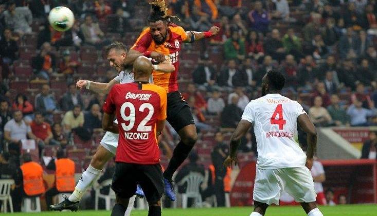 Galatasaray Sivasspor Maçı Kıran Kırana Geçti