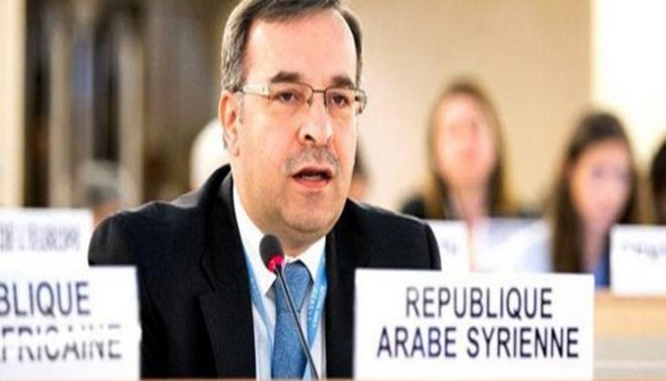 Şam: BM, İsrail'i Cinayetlerinin Hesabını Vermeye Zorlamalı