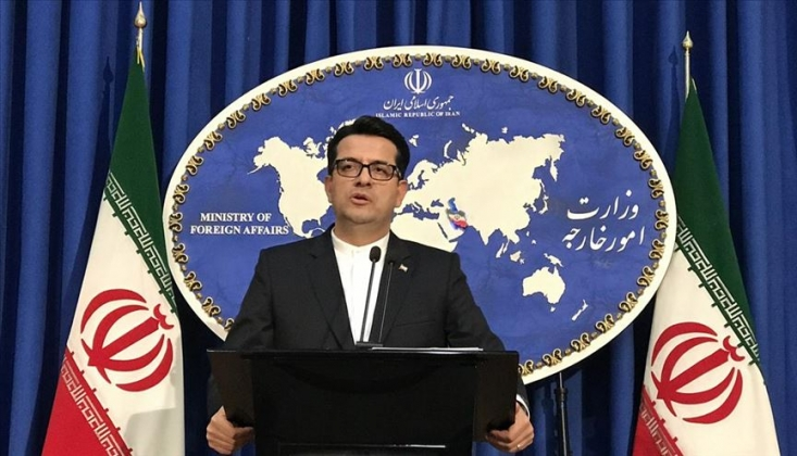 İran'dan ABD'ye 'Silah Ambargosu' Uyarısı: Şakamız Yok