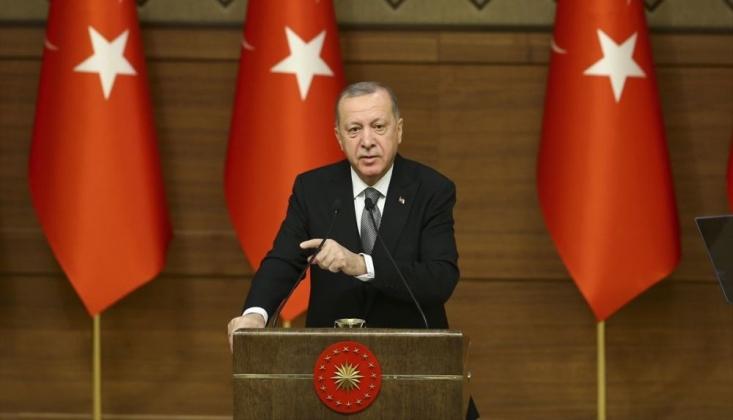 Erdoğan Başkanlığında Güvenlik Zirvesi Yapıldı