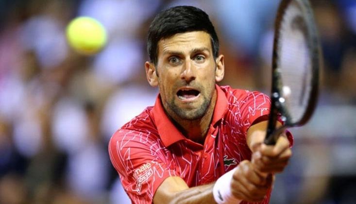 Djokovic'in Karantina Sonrası Virüs Testi Negatif Çıktı
