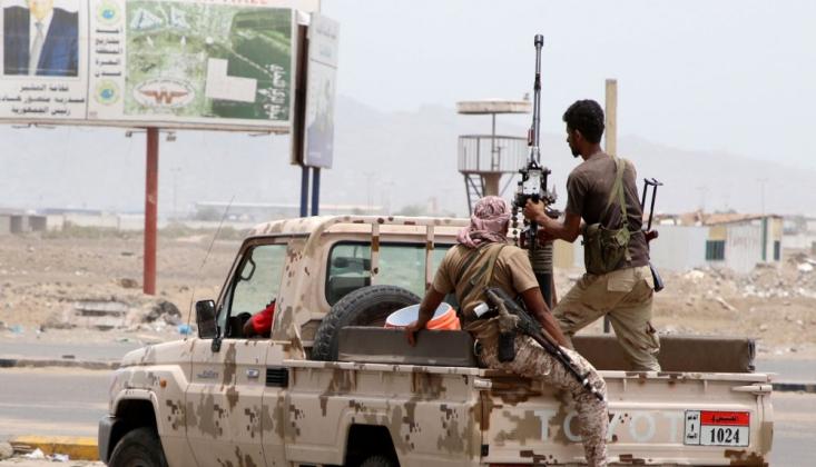 Mansur Hadi Taraftarlarından BAE'ye Darbe Suçlaması