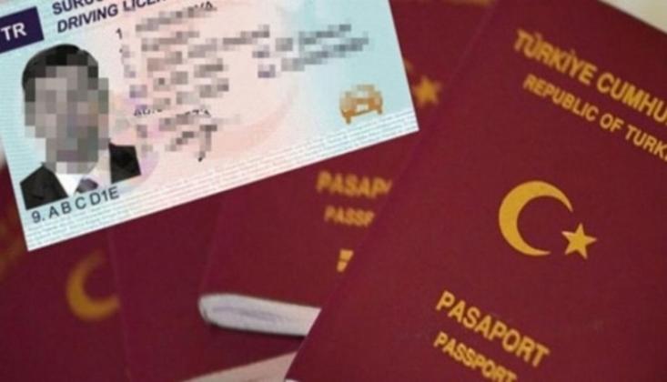Sürücü Belgesi, Pasaport, Emlak ve MTV Harçlarına Zam