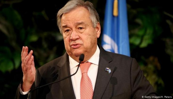 BM'den Lübnan ile İlgili Tutarsız Açıklamalar