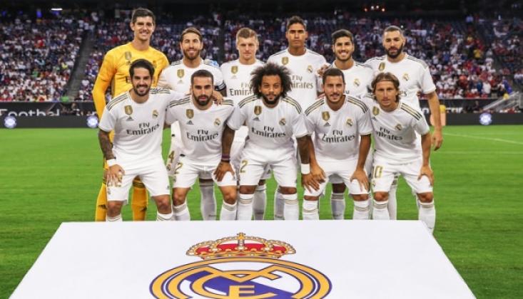 Transfer Sezonuna Real Madrid Damgası!
