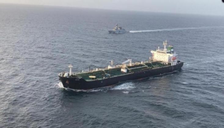 İran'a Ait Konteyner Gemisine Akdeniz'de Saldırı