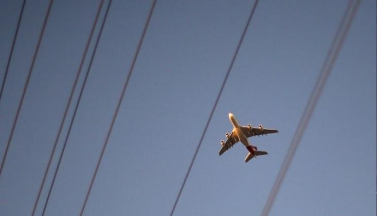 ABD Uçaklarına İran Yasağı