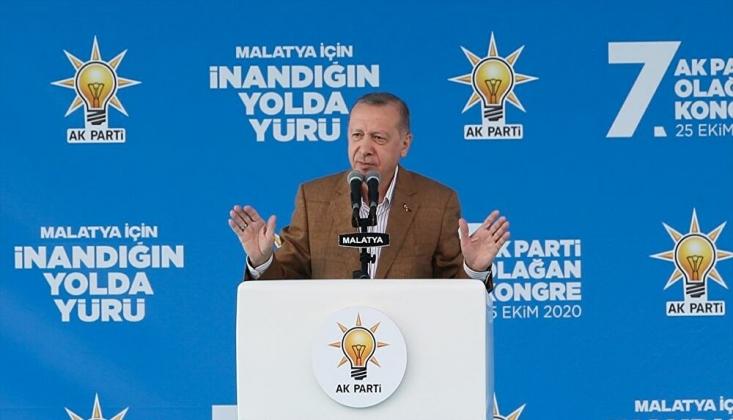 Erdoğan'dan 'S-400'leri Rusya'ya Geri Gönderin' Diyen ABD'ye Yanıt