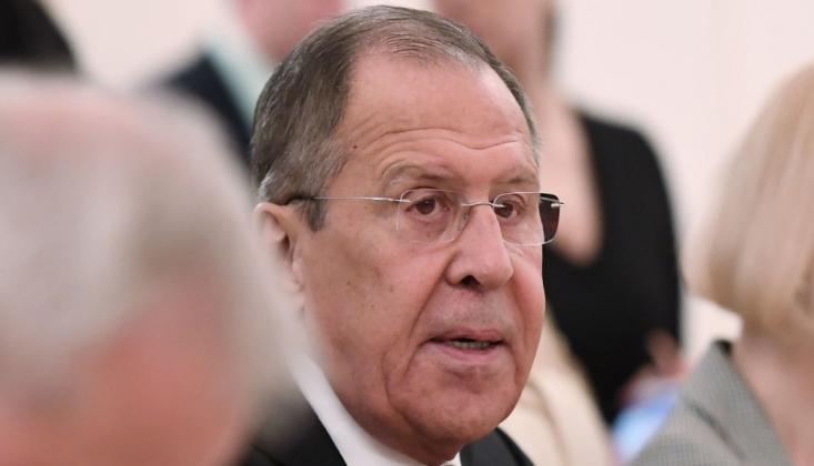 Lavrov: Türkiye İdlib'deki Sorumluluğunu Yerine Getirmeli