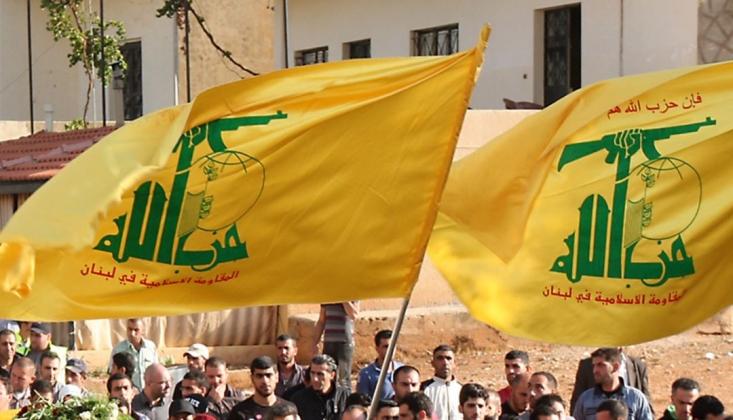 Hizbullah Bayrağı Siyonistleri Korkuttu