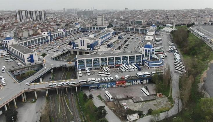 İstanbul'da Otogarlarda Otobüs Giriş Çıkışları Yasaklandı