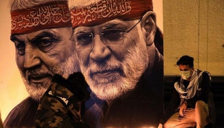 """Şehit Ebu Mehdi El Mühendis'in Ailesi : """"Hüseyni Kararlılıkla ABD'yi Durduracağız"""""""