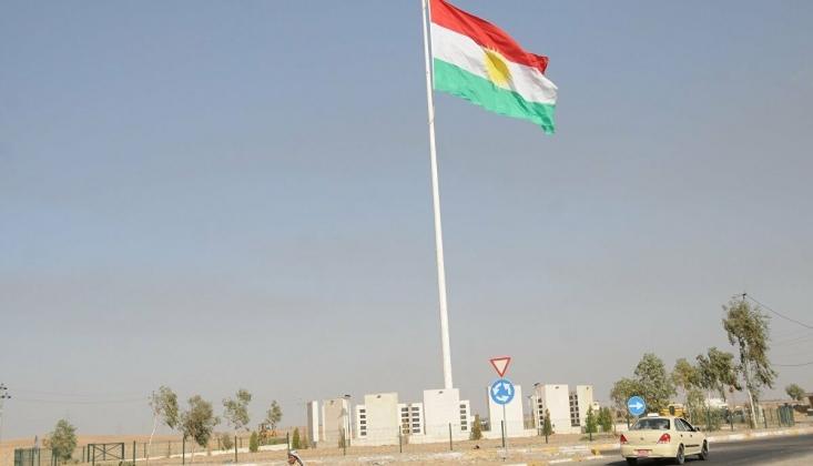Süleymaniye Kentine İki Katyuşa Füzesi Atıldı