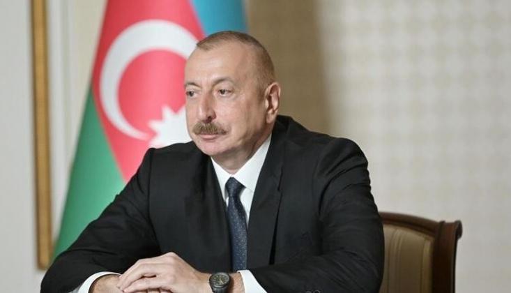 Aliyev'den Rusya ve Türkiye Açıklaması
