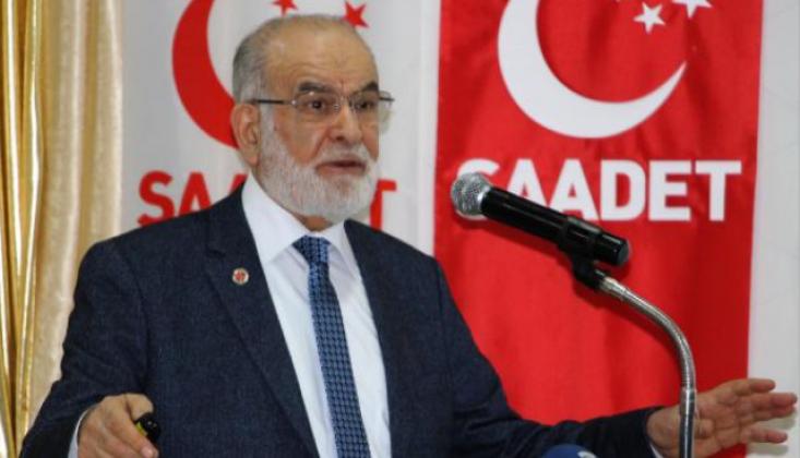 Karamollaoğlu'ndan Kılıçdaroğlu'na Destek