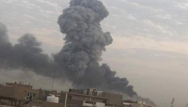 ABD Destekli Suriyeli Kürtler'in Haşdi Şabi'ye Saldırıdaki Rolü