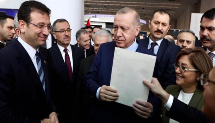 İmamoğlu'nun Erdoğan'a Verdiği Mektubun İçeriği Ortaya Çıktı