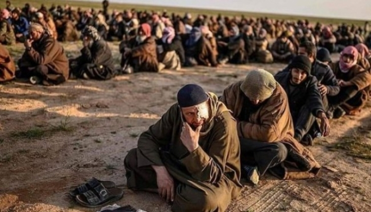 Tutuklu IŞİD'liler Nerede?