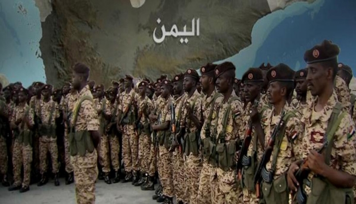 Sudan, Yemen'deki Asker Sayısını Düşürdü
