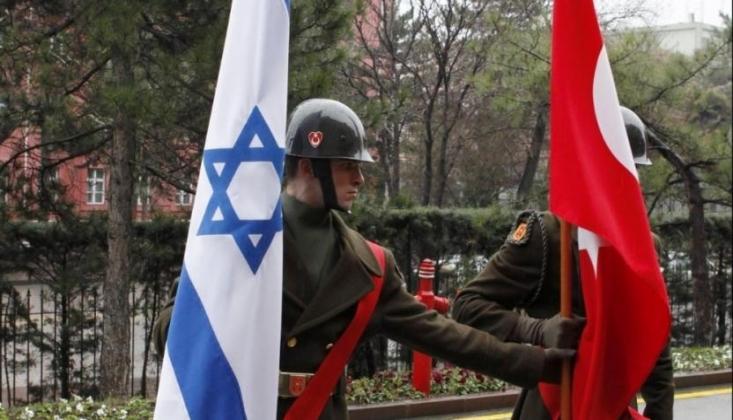 İsrail Dışişleri'nden Türkiye Açıklaması