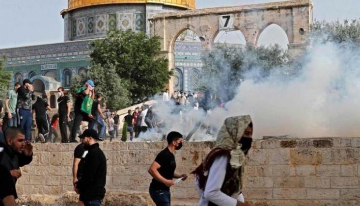 İsrailli Partiler: İşgalcilerin Suçları, Filistin Halkının Cesaretini Kıramayacak