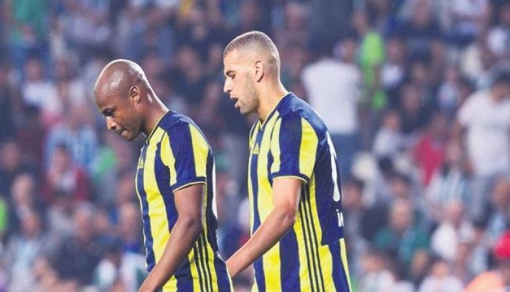 Fenerbahçe'den Giden Coşuyor!