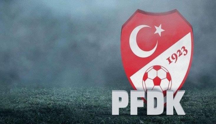 Süper Lig'den 5 Takım PFDK'ya Gönderildi!