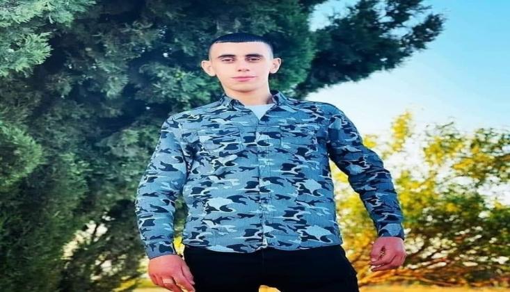 İşgal Güçleri Filistinli Bir Genci Şehid Etti