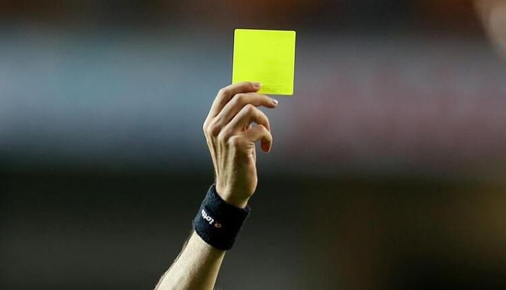 Futbolda Sarı Kart Cezasında Önemli Değişiklik Yapıldı
