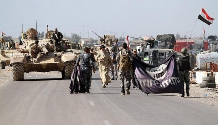Irak'ta Onlarca IŞİD Militanı Öldürüldü