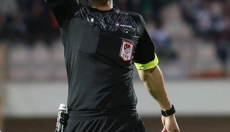 Süper Lig'de 12. Hafta Hakemleri Açıklandı
