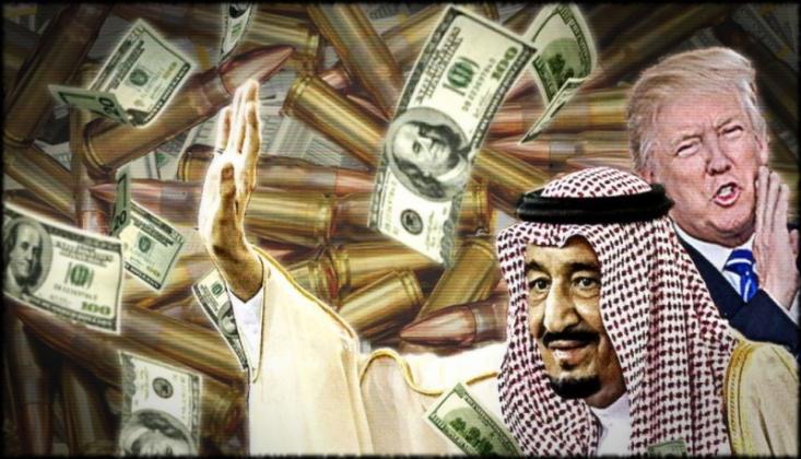 ABD ile Arabistan Arasında 10 Milyar Dolarlık Anlaşma