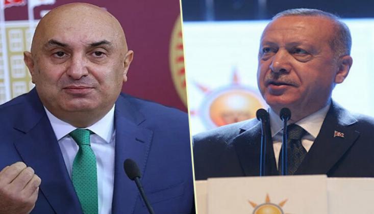 CHP'den Erdoğan'a Yanıt