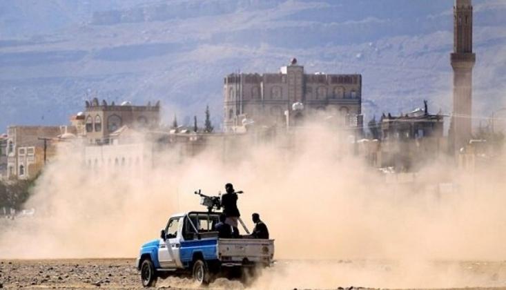 Yemen'de Son 24 Saat; Marib'in Batısında Çatışmalar Şiddetlendi
