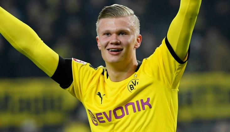 Borussia Dortmund'da Haaland Şoku!