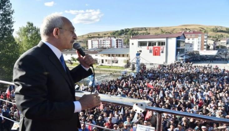 Kılıçdaroğlu'ndan Erken Seçim İması