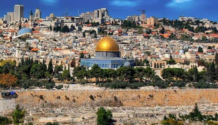 Moskova'da Dünya Kudüs Günü Etkinliği Düzenlendi