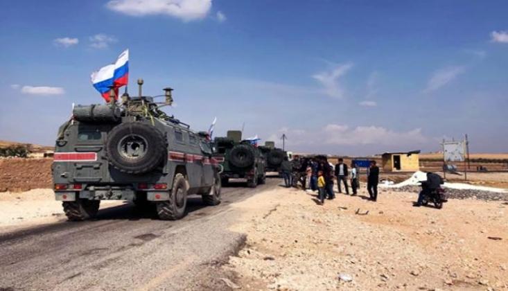 Rusya: Türk Gözlem Noktaları İle Terörist Tahkimatları Birleşti