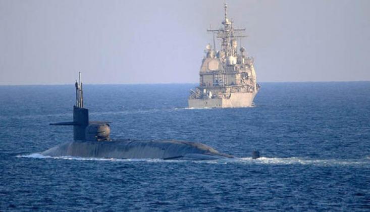 İran ABD Nükleer Denizaltılarını Avlama Yeteneğine Sahip