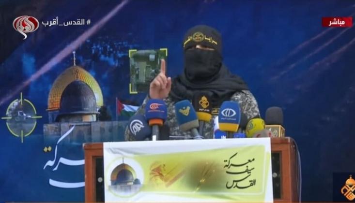 Kudüs Seriyyeleri: İran İslam Cumhuriyeti Kazanılan Zaferde Ortağımızdır