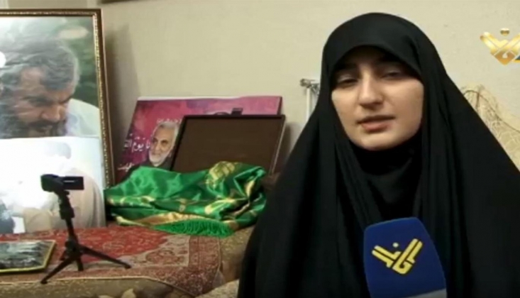 Kasım Süleymani'nin Kızı: Amcam Nasrallah Babamın Kanının İntikamını Alacak
