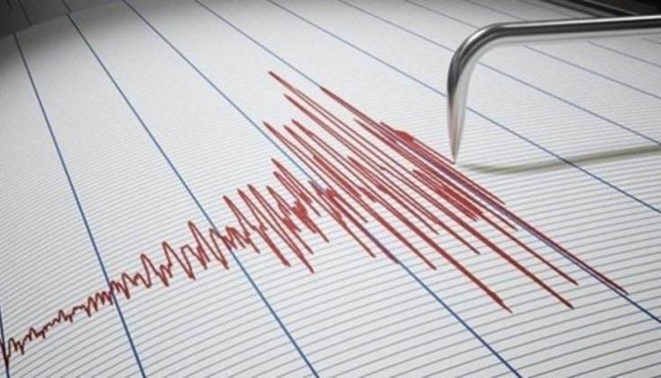Karaburun Açıklarında Deprem