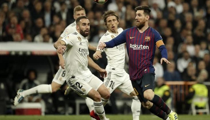 Barcelona - Real Madrid Maçı Ertelendi!