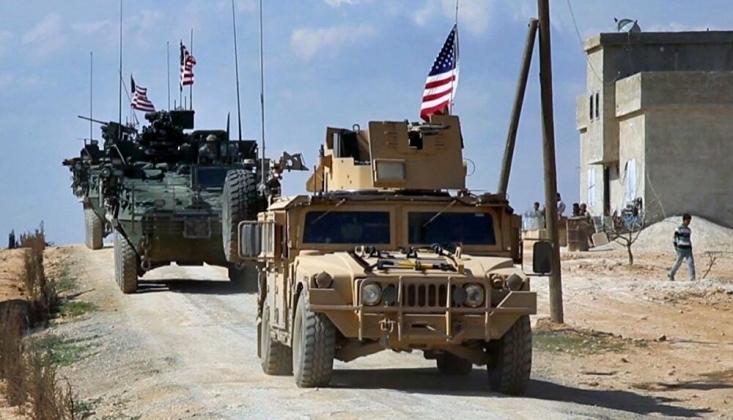 Amerikan Güçleri Suriye'nin Buğdayını Çaldı
