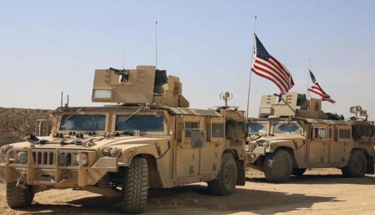 ABD Suriye'ye Mühimmat Taşıyor