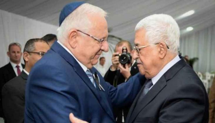 Mahmut Abbas'tan İşgal Rejimine Telefon
